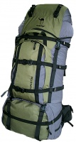 Tramp рюкзак туристический Tourist 90 (90 л., серый ) TRP-001.04
